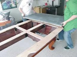 Pool table moves in Philadelphia Pennsylvania