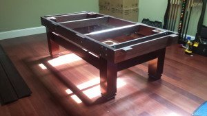 Correctly performing pool table installations, Philadelphia Pennsylvania