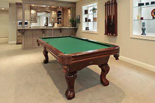 Professional pool table installers in Philadelphia