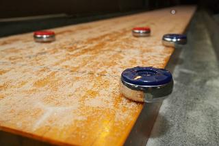 SOLO® Shuffleboard Movers Philadelphia, Pennsylvania.