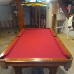 AMF Playmaster Pool Table